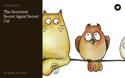 The Secretest Secret Agent Secret Cat