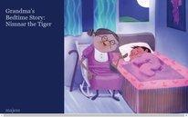 Grandma's Bedtime Story: Nimnar the Tiger