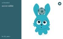 soccer rabbit