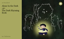 Alone In the Dark  -or- The Dark Rhyming   Book