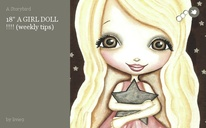 """18"""" A GIRL DOLL !!!! (weekly tips)"""