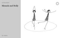 Miranda and Molly