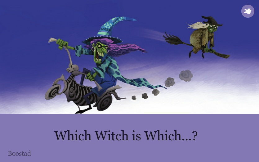 Which Witch is Which...?