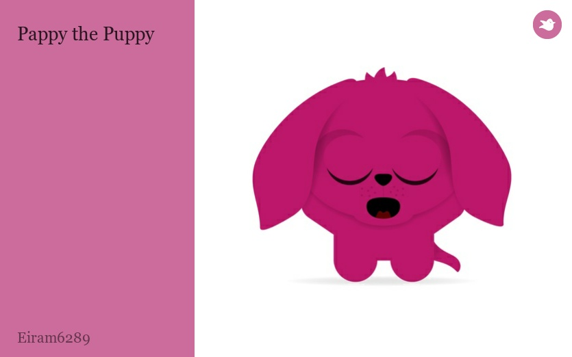 Pappy the Puppy