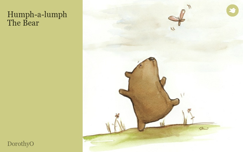 Humph-a-lumph The Bear